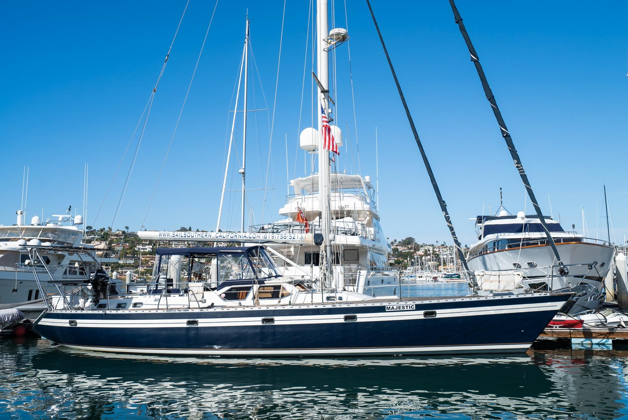 Picture Of:  58' Tayana 58 Deck Saloon 2006Yacht For Sale | 94