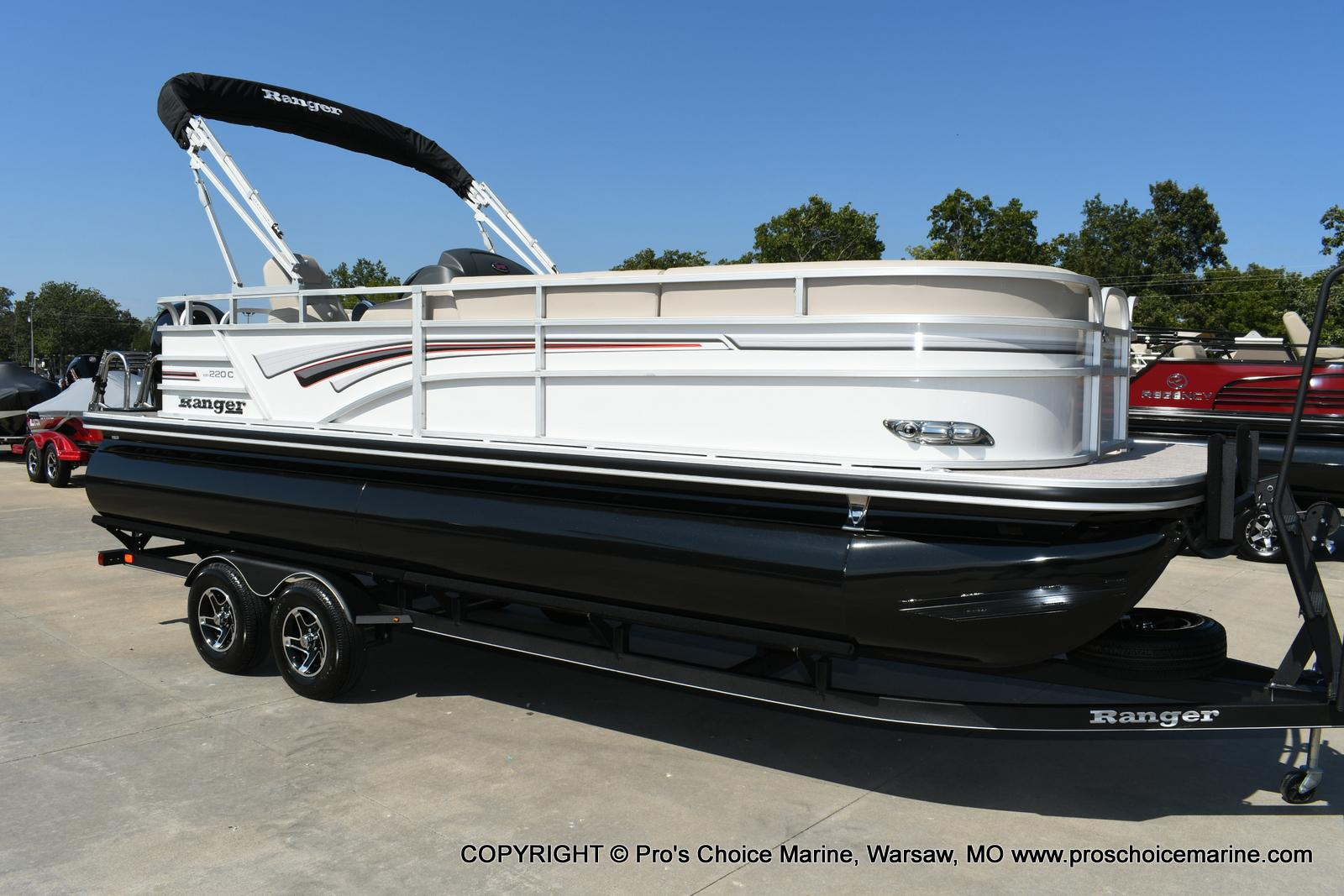2020 Ranger Boats boat for sale, model of the boat is 220C & Image # 1 of 50