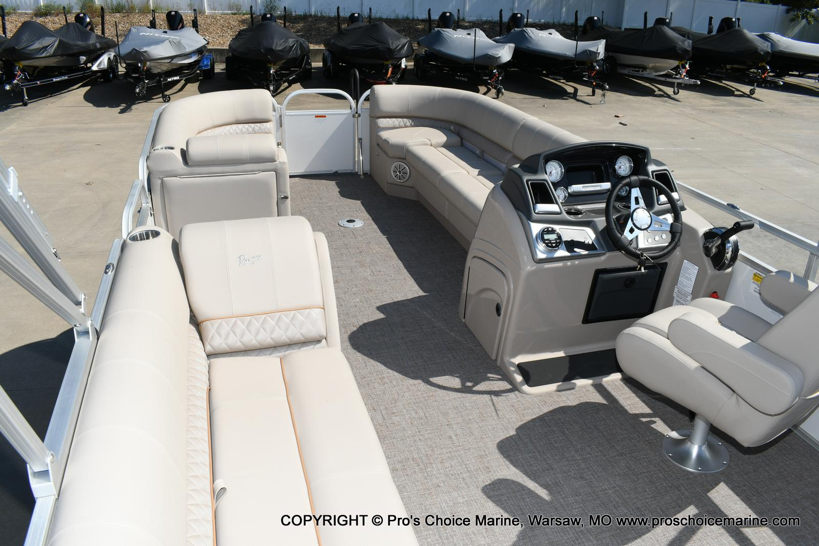 2020 Ranger Boats boat for sale, model of the boat is 220C & Image # 11 of 50
