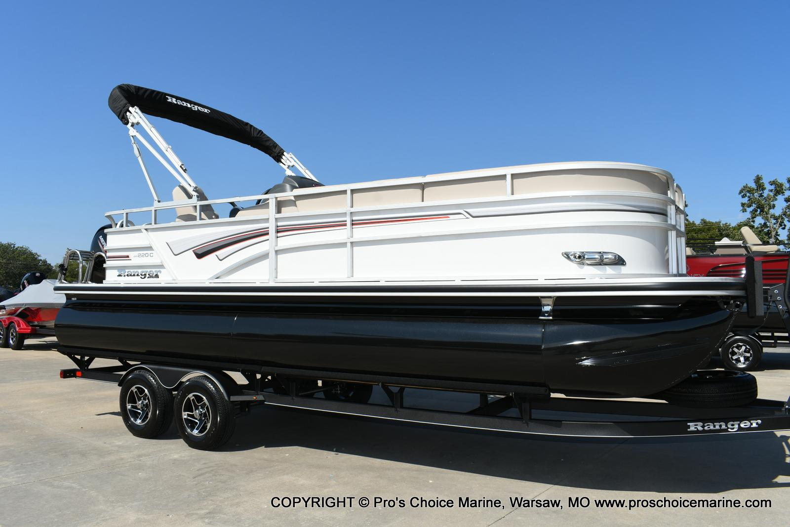 2020 Ranger Boats boat for sale, model of the boat is 220C & Image # 13 of 50