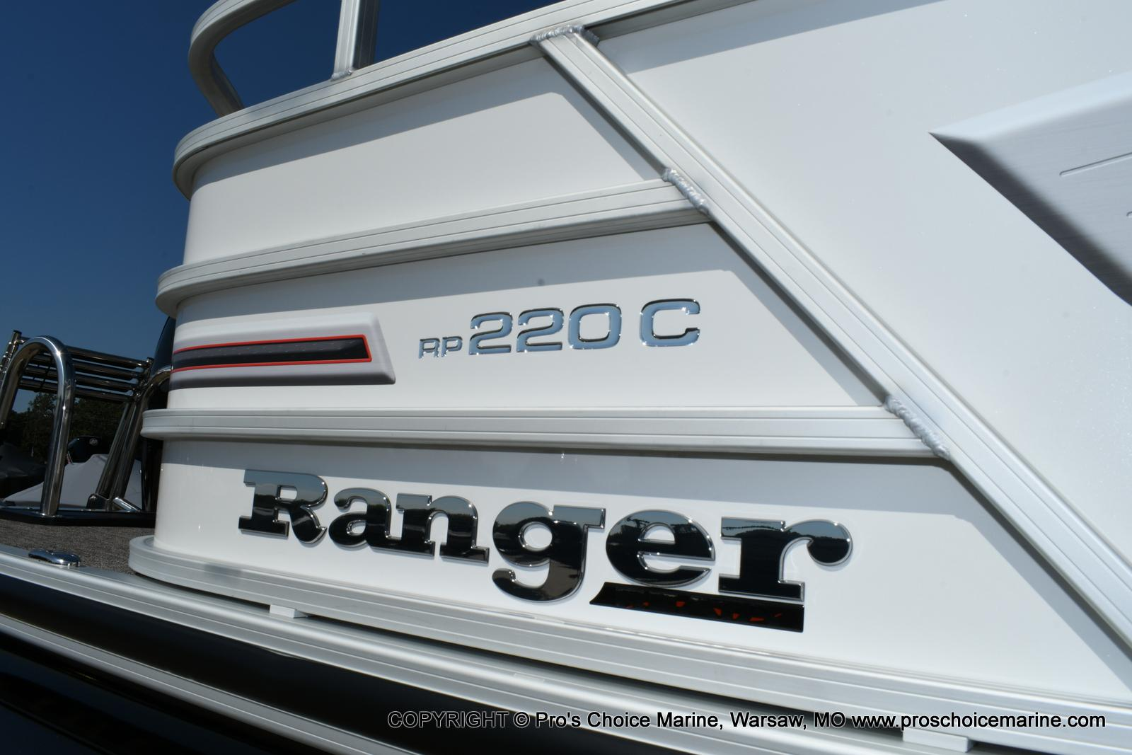 2020 Ranger Boats boat for sale, model of the boat is 220C & Image # 14 of 50