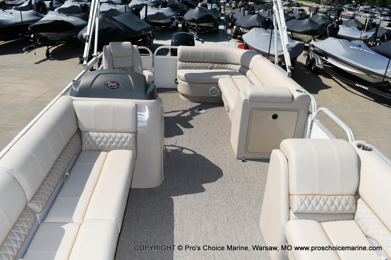 2020 Ranger Boats boat for sale, model of the boat is 220C & Image # 18 of 50