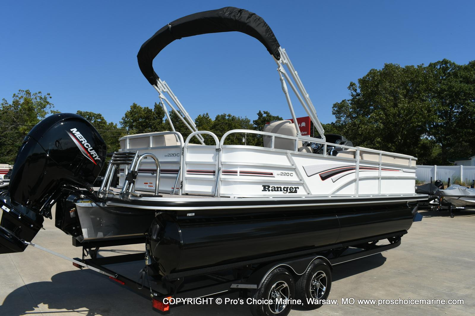 2020 Ranger Boats boat for sale, model of the boat is 220C & Image # 2 of 50