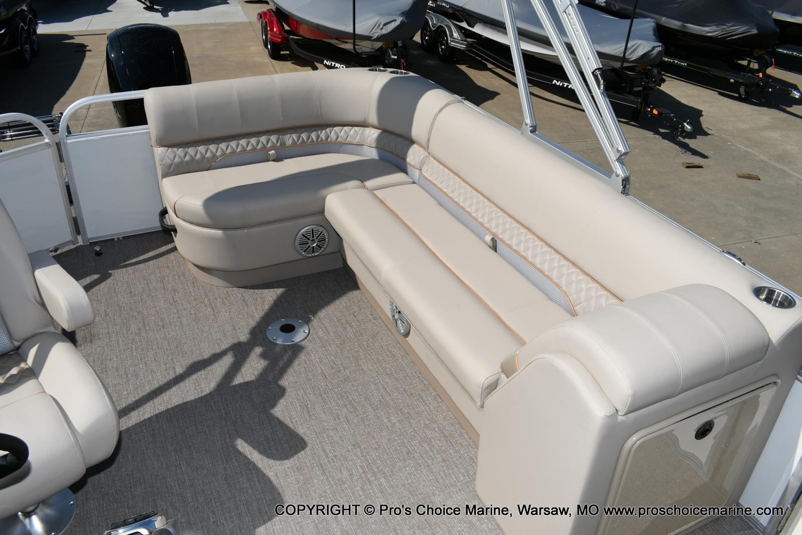 2020 Ranger Boats boat for sale, model of the boat is 220C & Image # 22 of 50