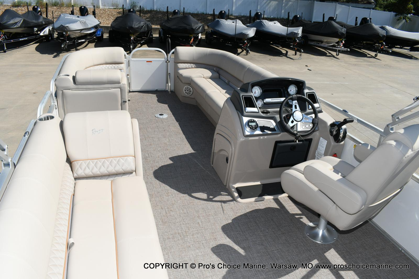 2020 Ranger Boats boat for sale, model of the boat is 220C & Image # 23 of 50