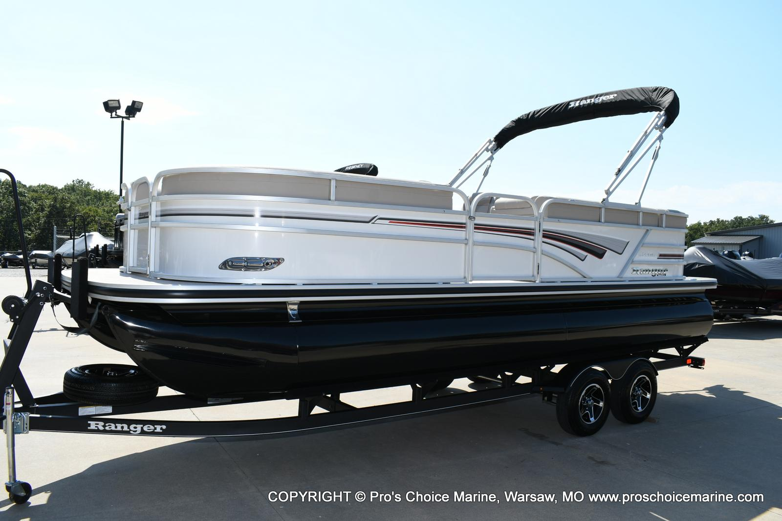 2020 Ranger Boats boat for sale, model of the boat is 220C & Image # 26 of 50