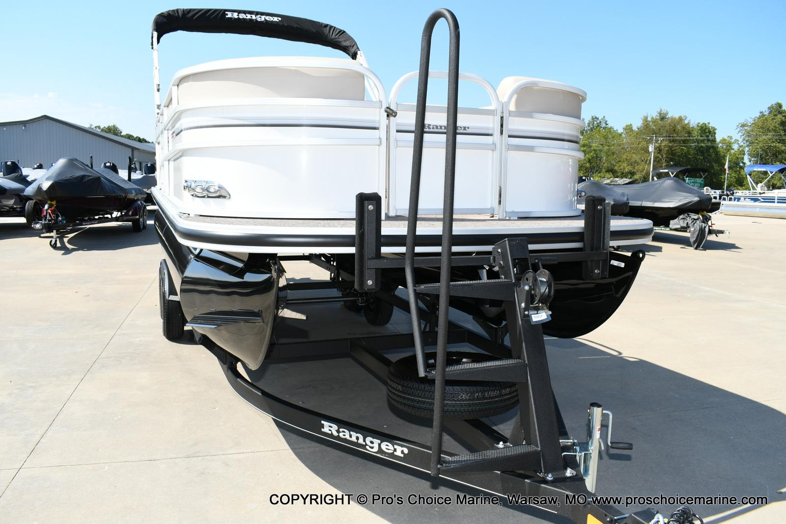 2020 Ranger Boats boat for sale, model of the boat is 220C & Image # 27 of 50