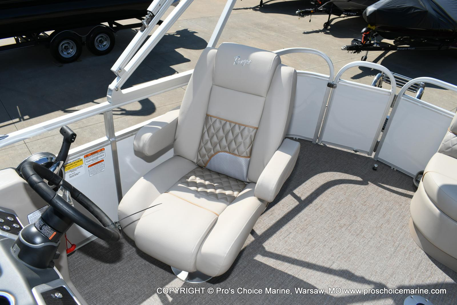 2020 Ranger Boats boat for sale, model of the boat is 220C & Image # 33 of 50