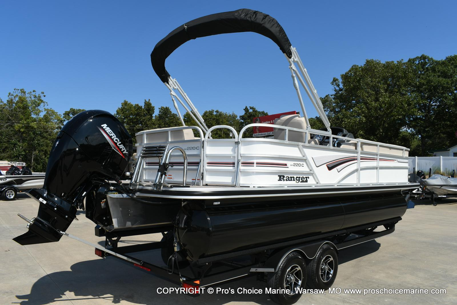 2020 Ranger Boats boat for sale, model of the boat is 220C & Image # 36 of 50