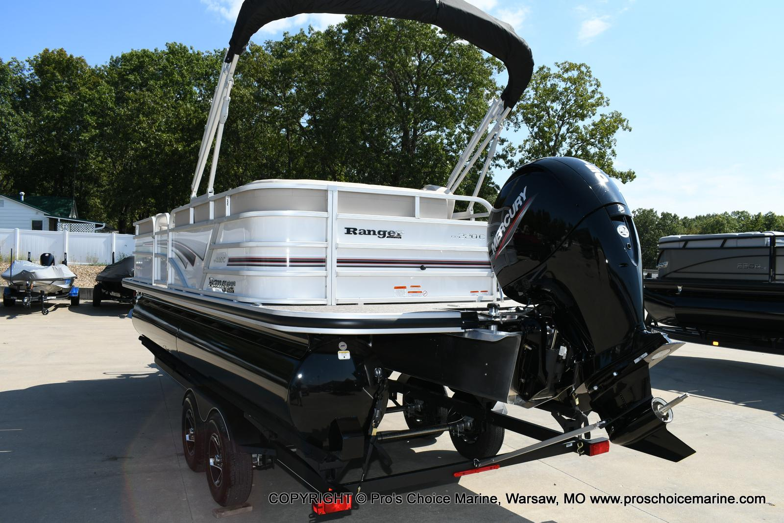 2020 Ranger Boats boat for sale, model of the boat is 220C & Image # 37 of 50