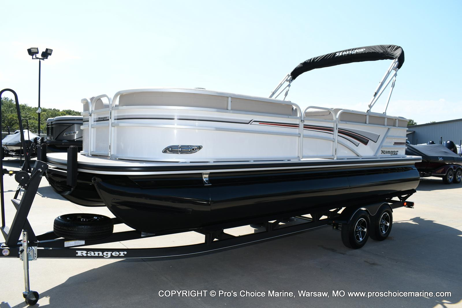 2020 Ranger Boats boat for sale, model of the boat is 220C & Image # 38 of 50