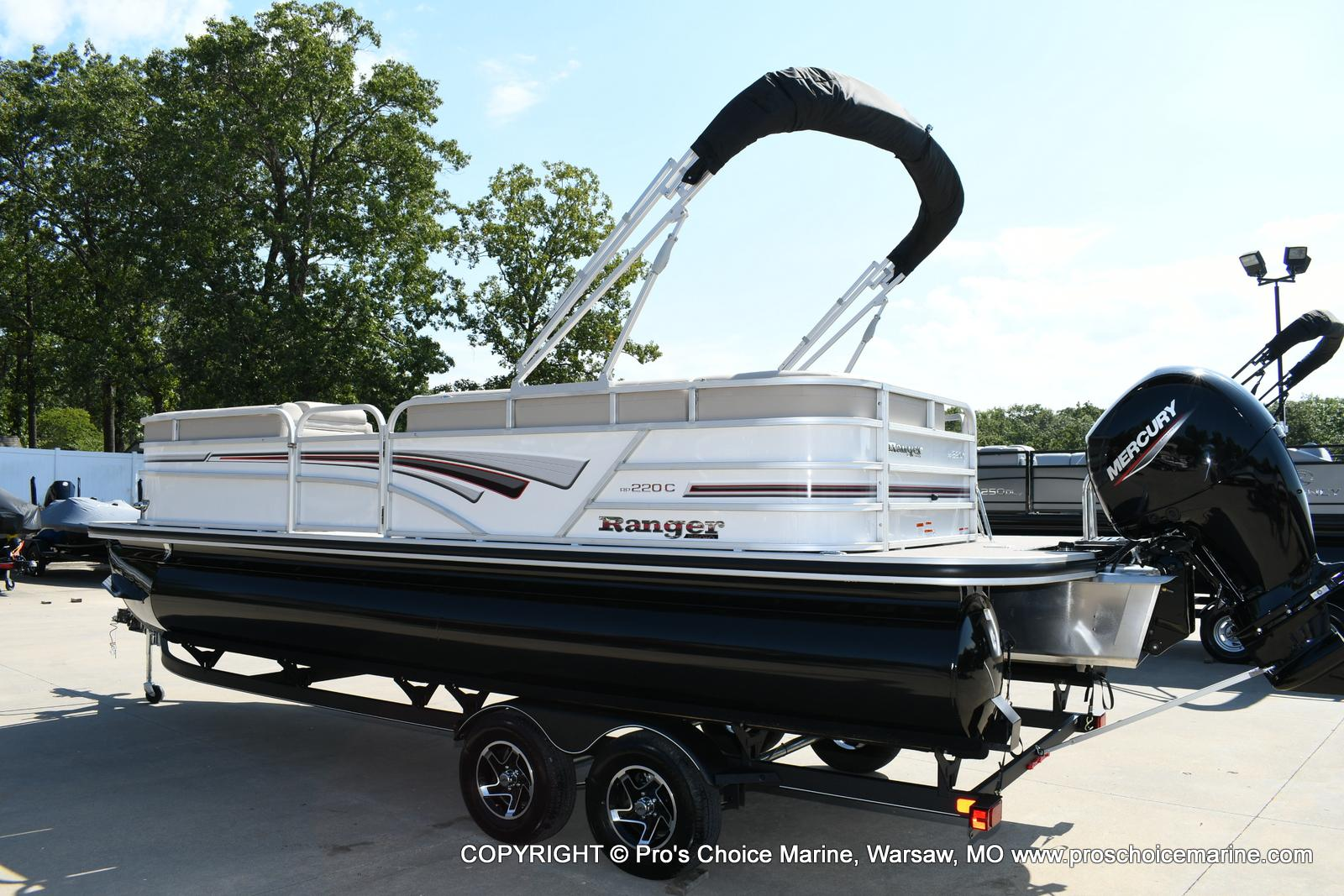 2020 Ranger Boats boat for sale, model of the boat is 220C & Image # 47 of 50