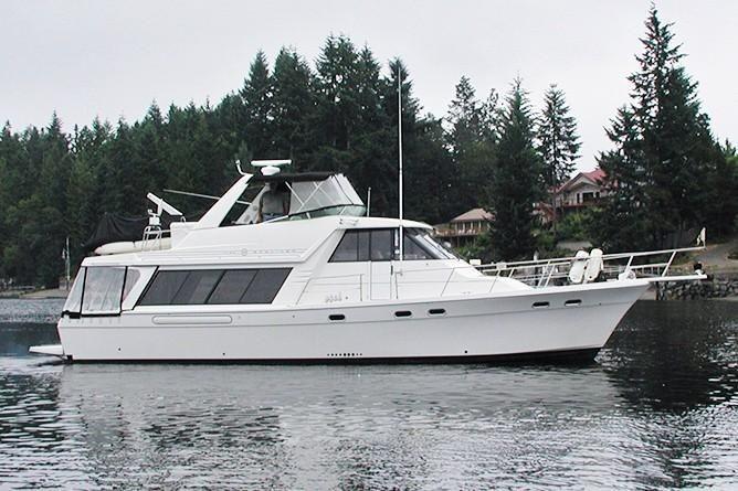 Bayliner 4788 Pilothouse