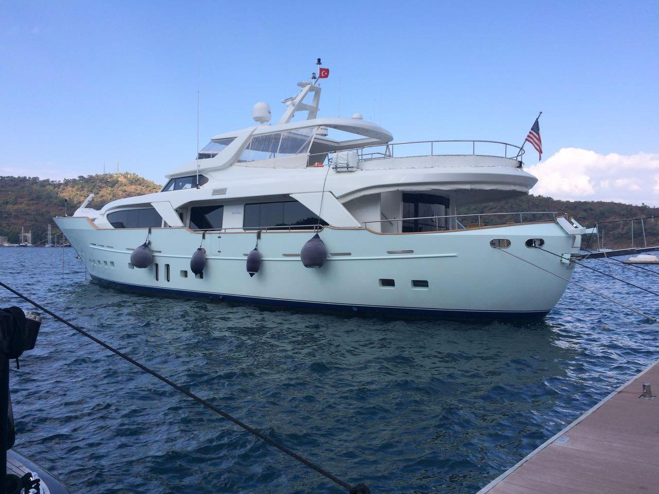 105.81 ft Benetti Sail Division 108 RS