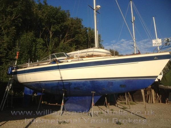 Williams and Smithells Ltd: HALLBERG RASSY 36 – Further reduction in