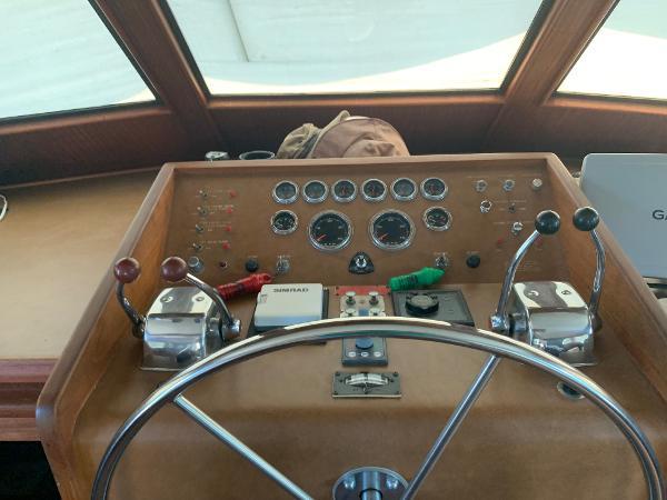 Hatteras 53 Motor Yacht BoatsalesListing Maine