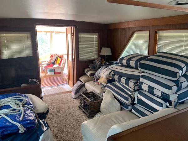 Hatteras 53 Motor Yacht Purchase Massachusetts