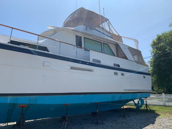 Hatteras 53 Motor Yacht For Sale Purchase