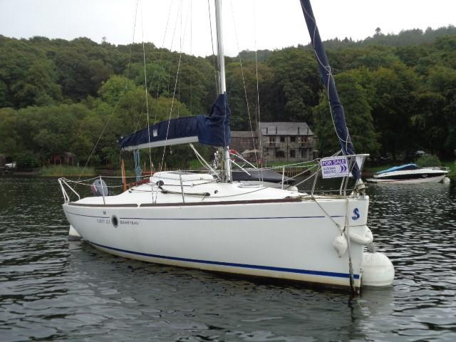 Beneteau First 211