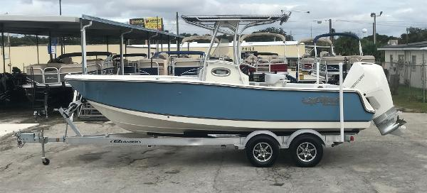 2019 Mako boat for sale, model of the boat is 214 CC & Image # 97 of 112
