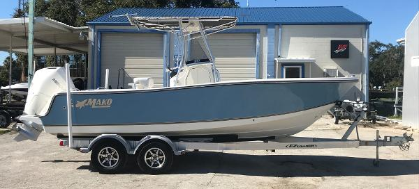 2019 Mako boat for sale, model of the boat is 214 CC & Image # 101 of 112