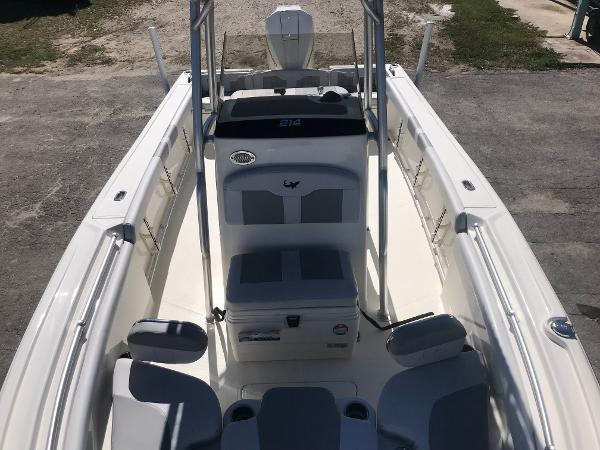 2019 Mako boat for sale, model of the boat is 214 CC & Image # 107 of 112