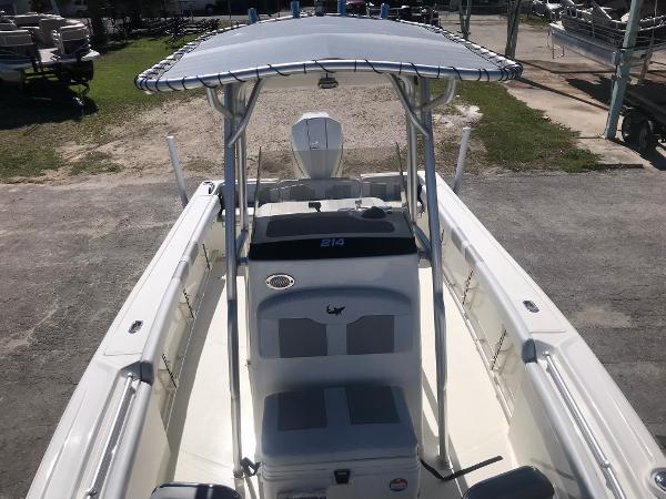 2019 Mako boat for sale, model of the boat is 214 CC & Image # 109 of 112