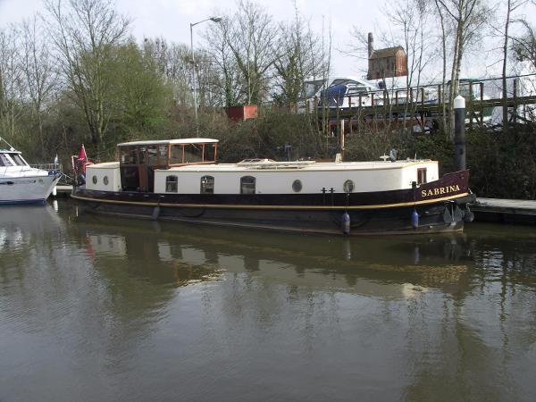 Sagar Barge