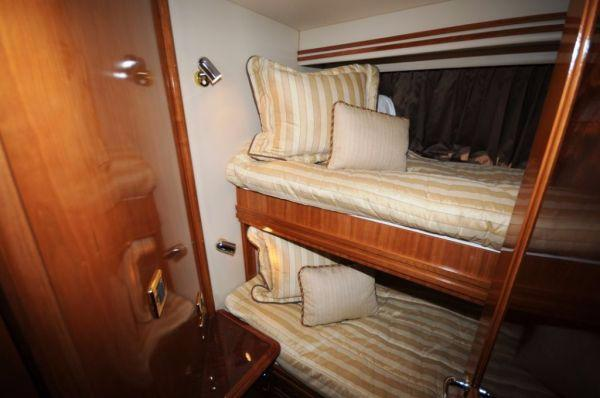 Guest Stateroom Bunks