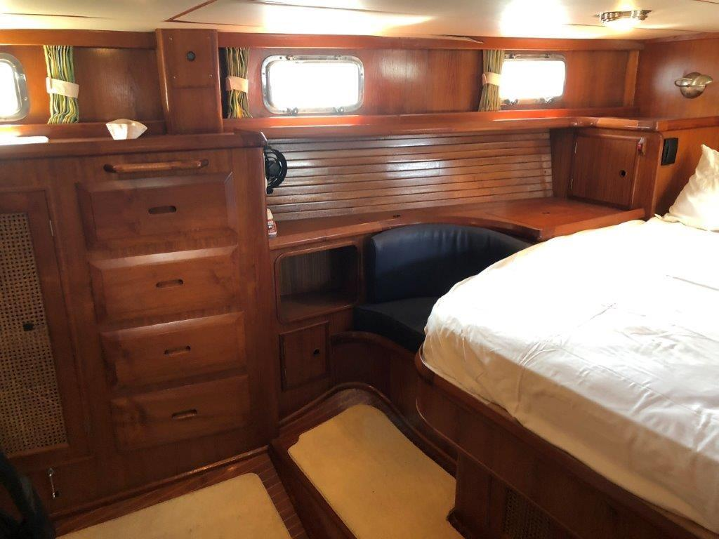 Aft stateroom - starboard side