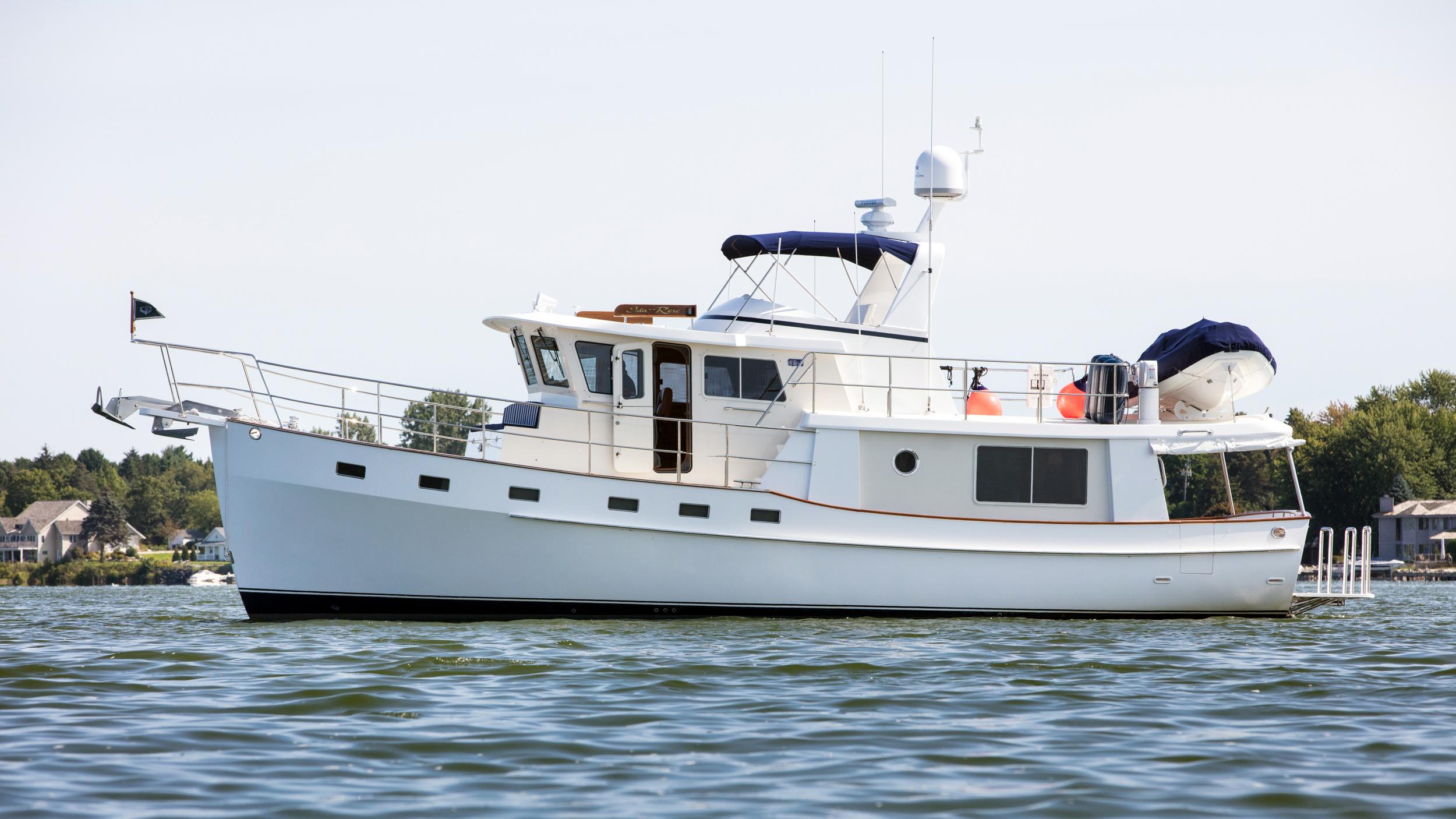 Used Kadey-Krogen Yachts for Sale
