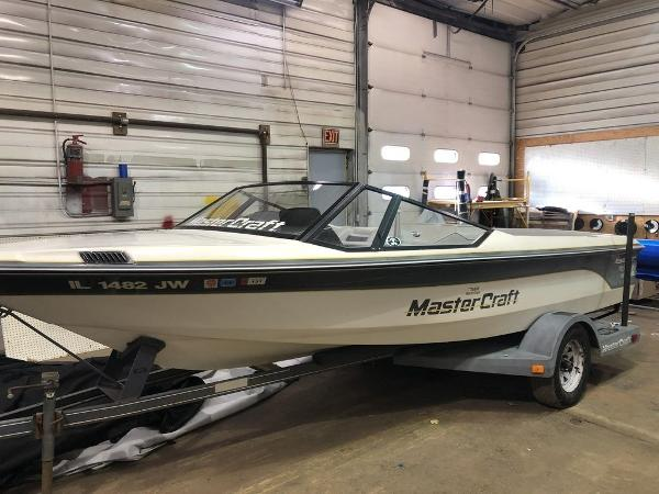 1989 MASTERCRAFT PRO STAR 190 for sale