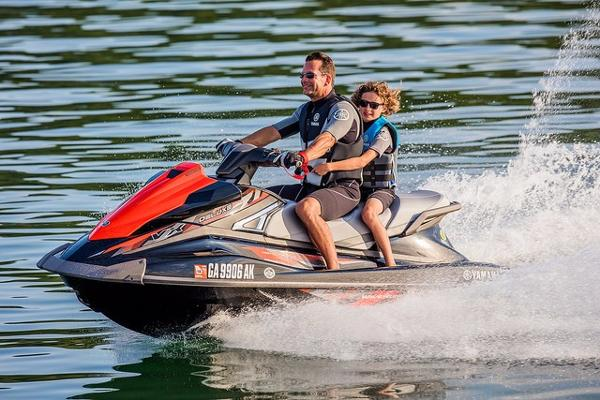 2017 YAMAHA VX DELUXE for sale