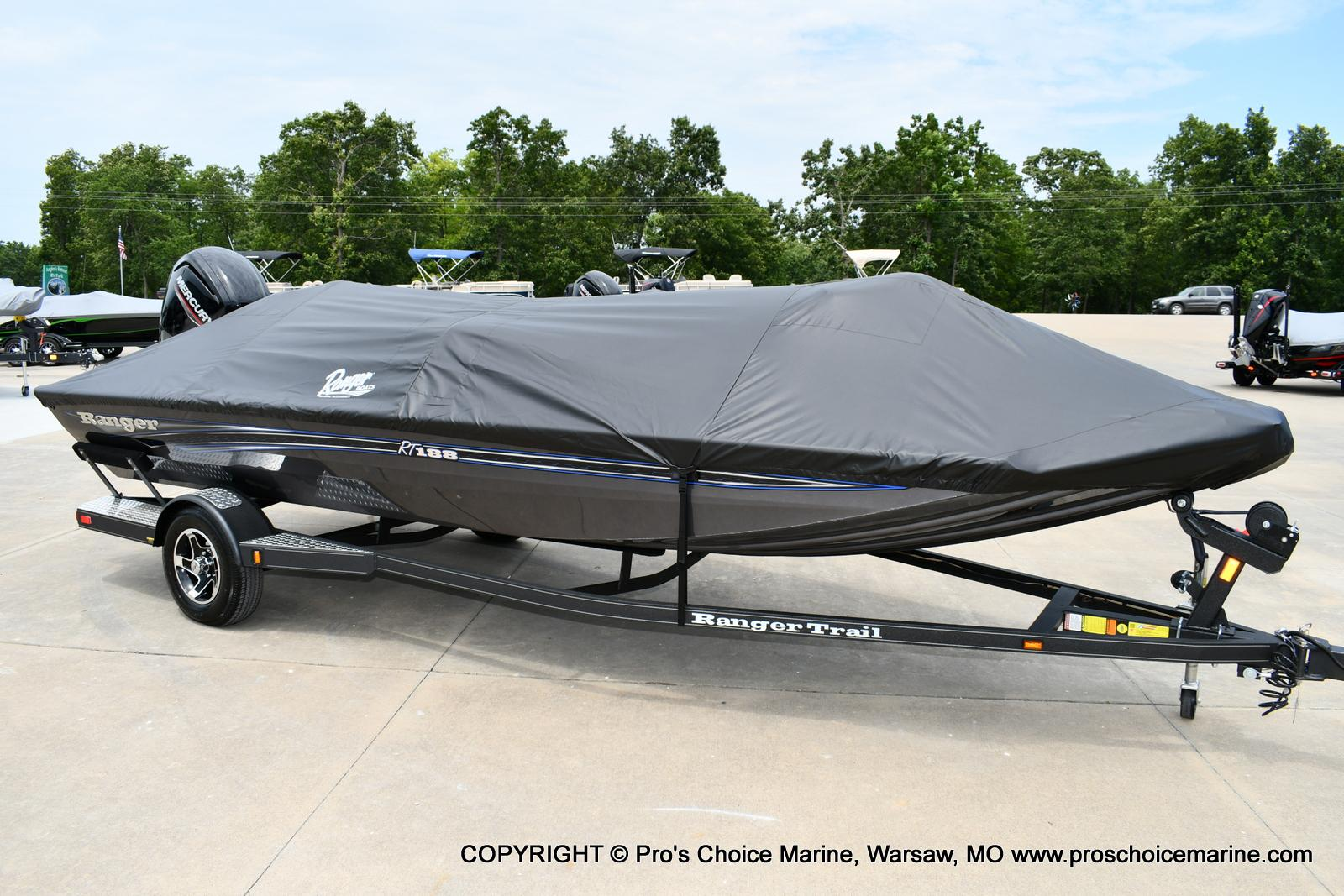 2020 Ranger Boats boat for sale, model of the boat is RT188 & Image # 10 of 50