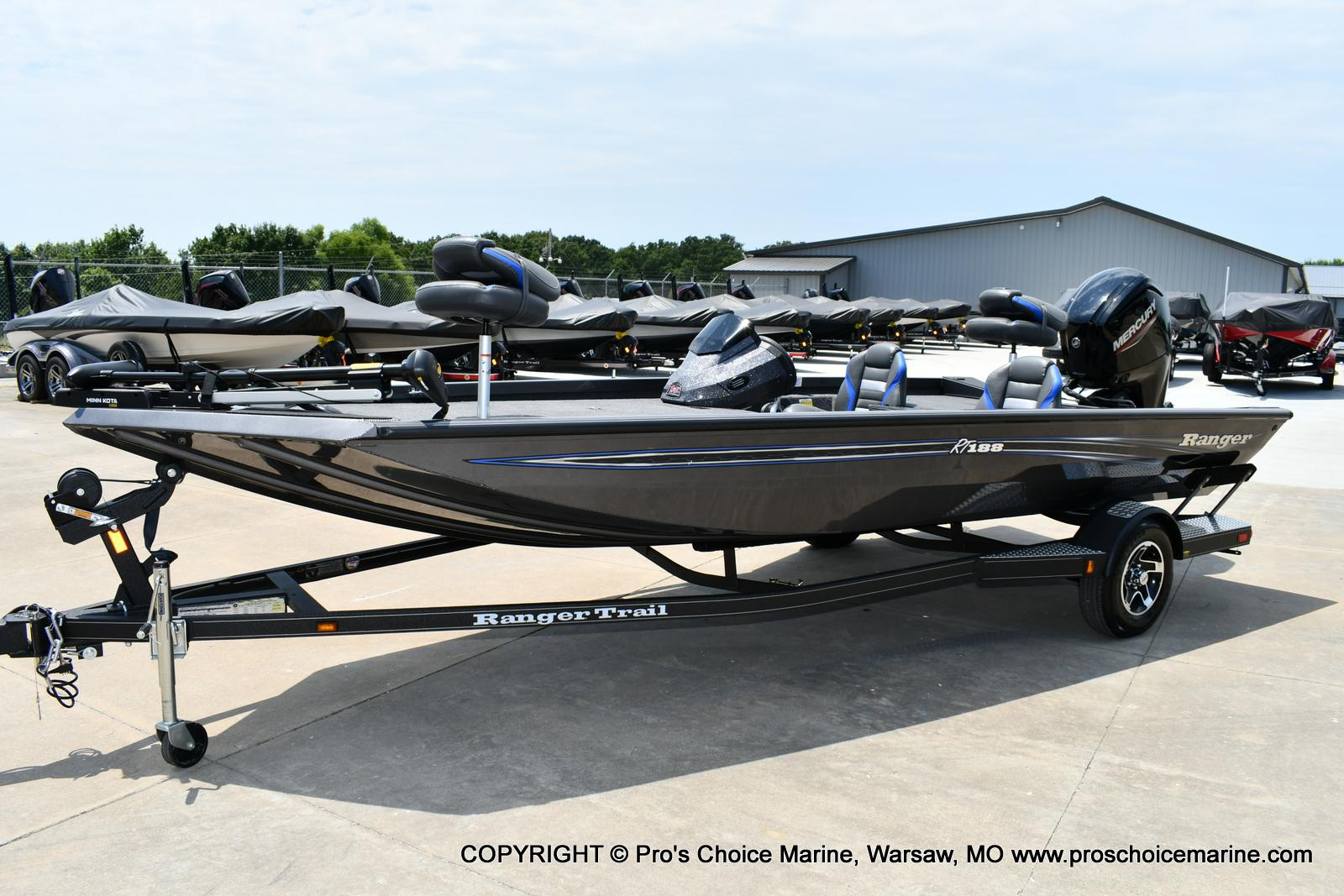 2020 Ranger Boats boat for sale, model of the boat is RT188 & Image # 12 of 50