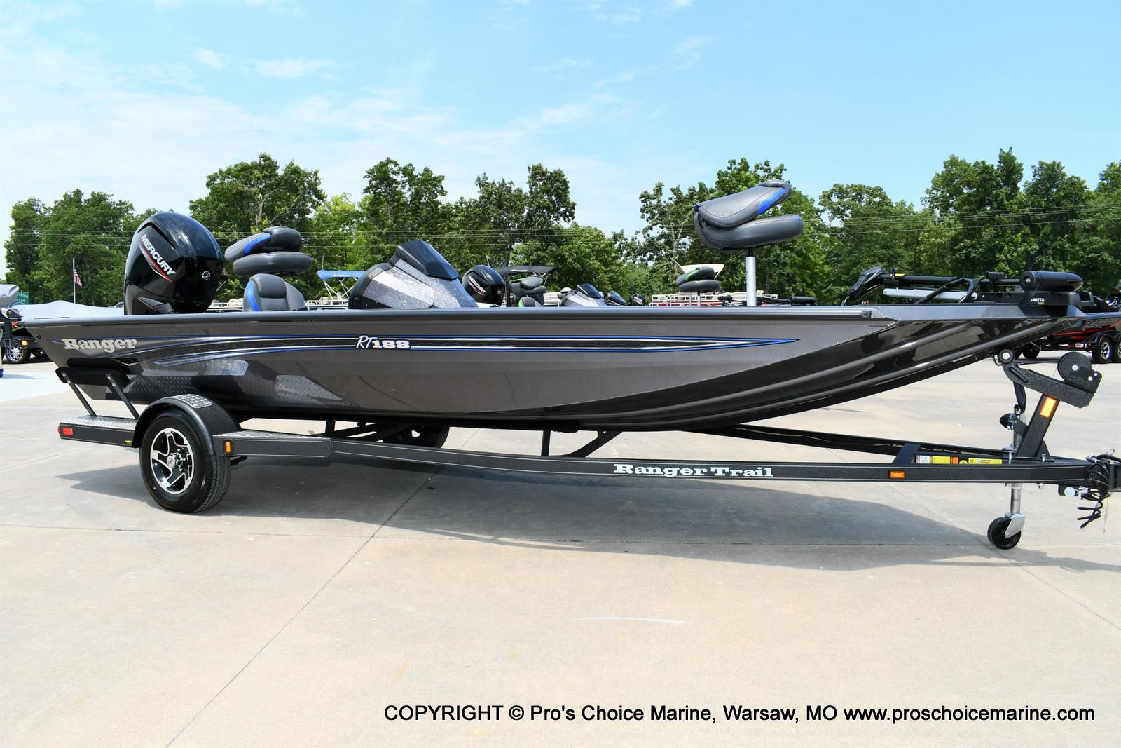 2020 Ranger Boats boat for sale, model of the boat is RT188 & Image # 19 of 50