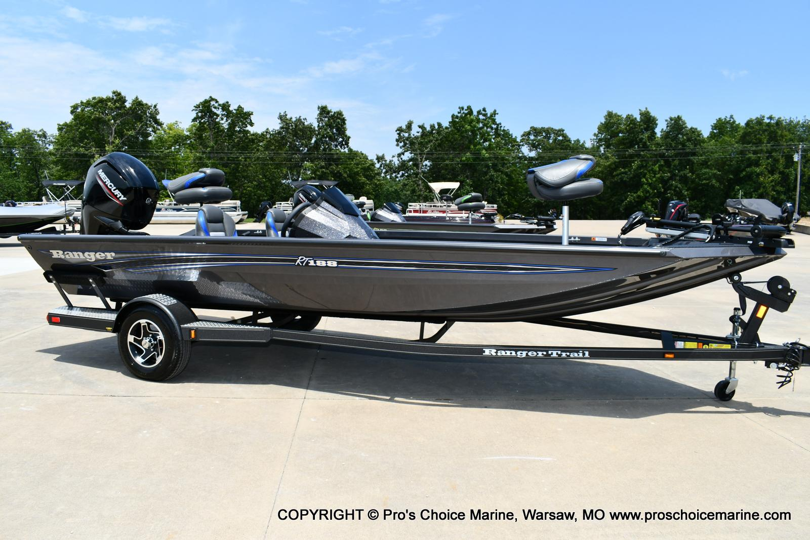 2020 Ranger Boats boat for sale, model of the boat is RT188 & Image # 2 of 50