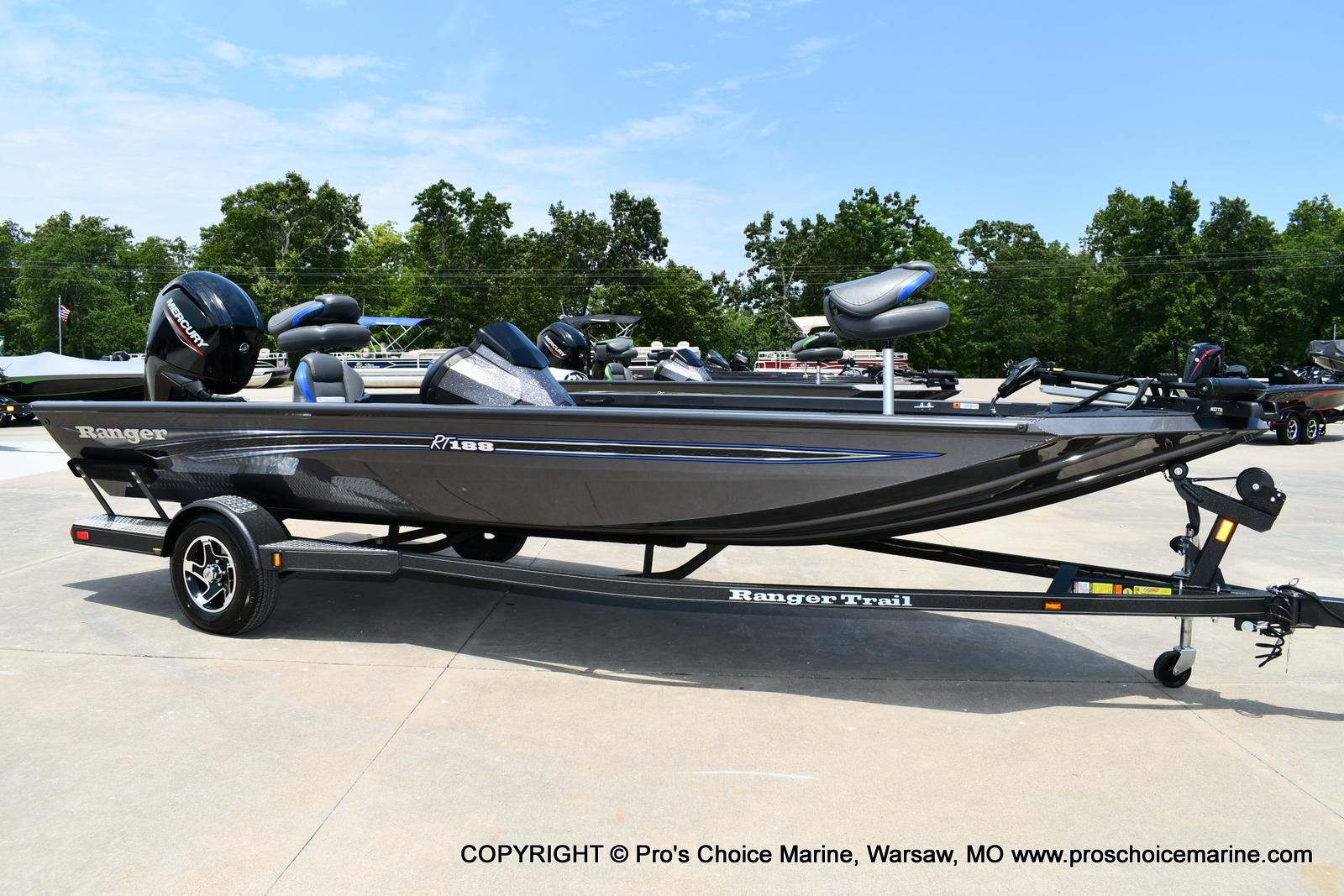 2020 Ranger Boats boat for sale, model of the boat is RT188 & Image # 20 of 50