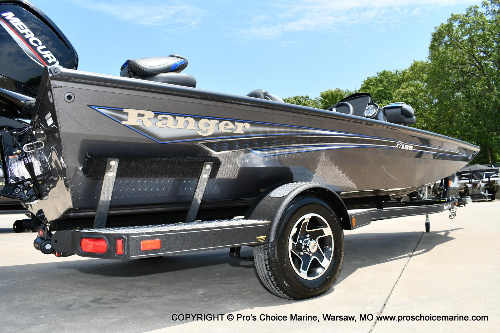 2020 Ranger Boats boat for sale, model of the boat is RT188 & Image # 21 of 50