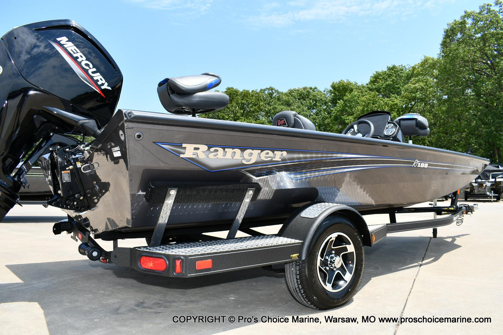 2020 Ranger Boats boat for sale, model of the boat is RT188 & Image # 22 of 50