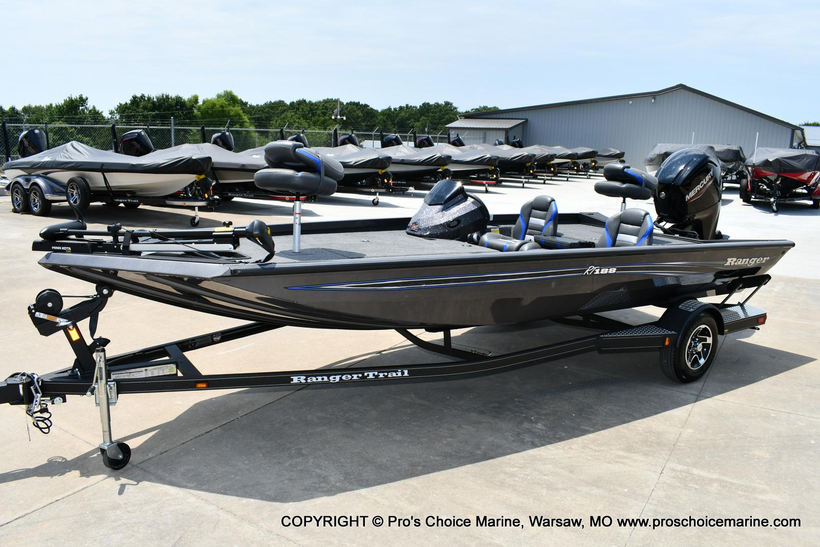 2020 Ranger Boats boat for sale, model of the boat is RT188 & Image # 24 of 50