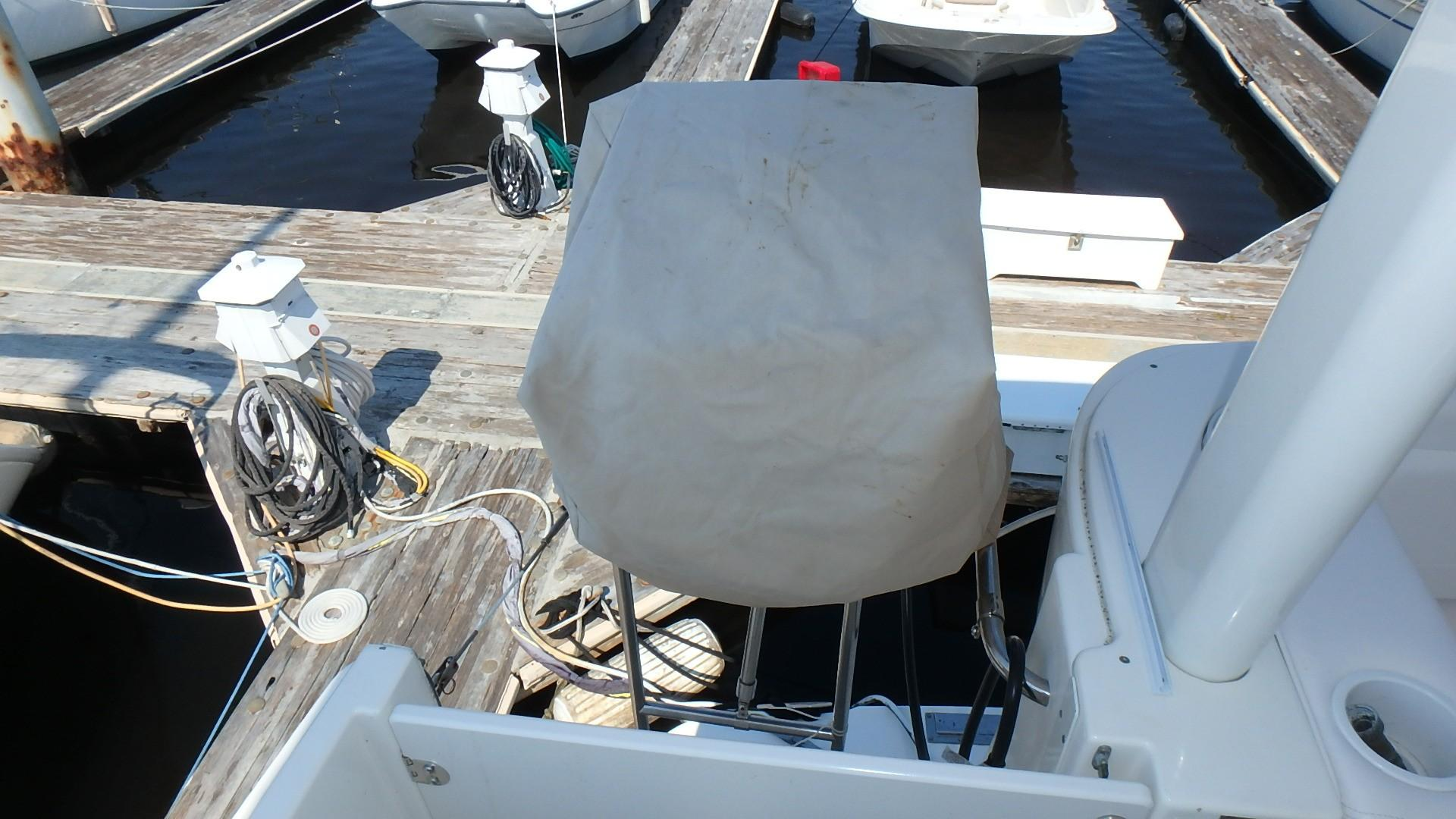 Silverton 35 Motor Yacht - Cover for Grill