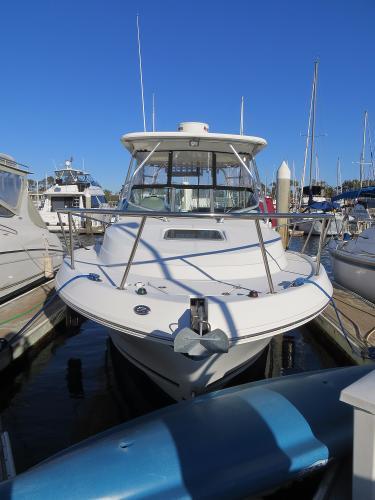 30 foot fishing boat