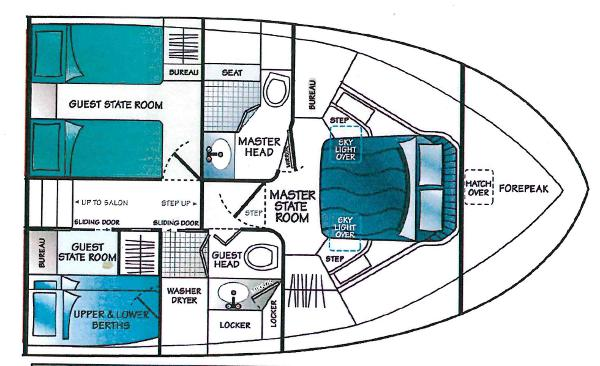 Accommodations Drawings