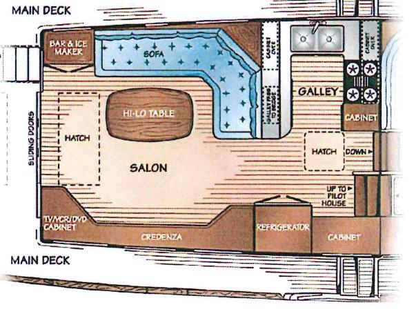 Main Deck Drawings