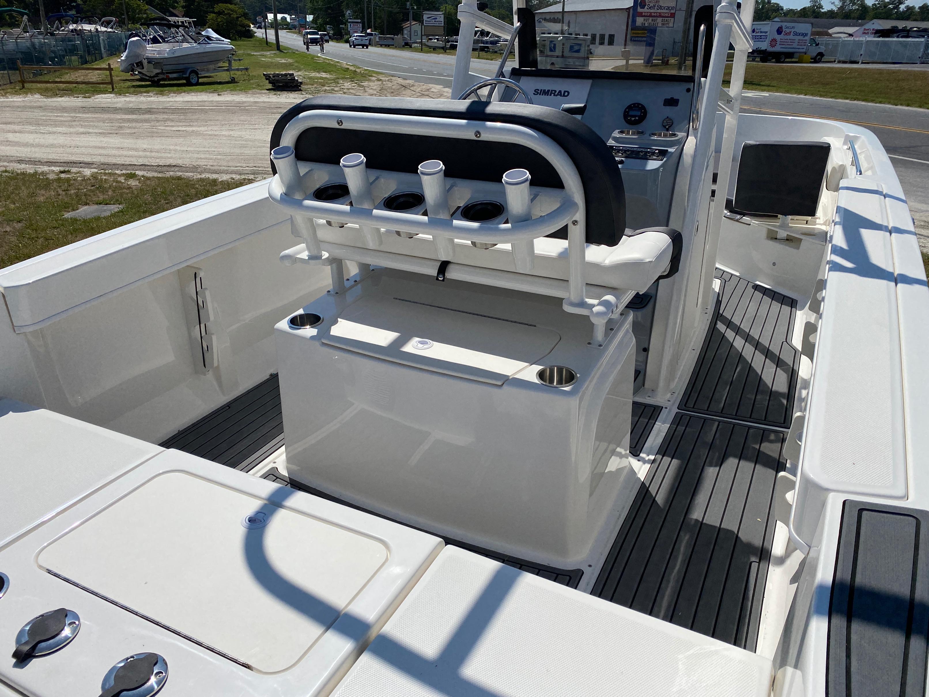 2020 Bayliner boat for sale, model of the boat is Trophy 22CC & Image # 5 of 17