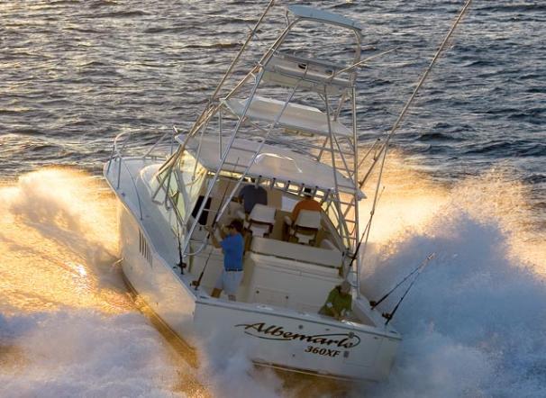 Albemarle360 Express Fisherman