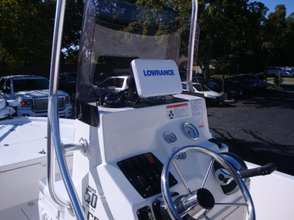 2018 Mako boat for sale, model of the boat is 19 CPX & Image # 6 of 11