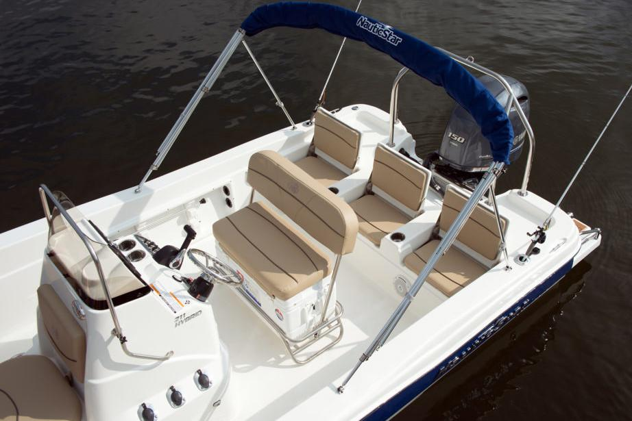 NauticStar211 Hybrid