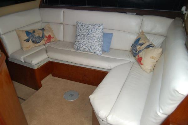 Salon Sofa - Starboard